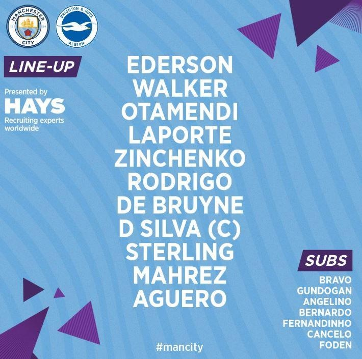 Man City vs Brighton anh 2