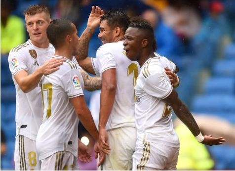 truc tiep Real Madrid vs Levante anh 6