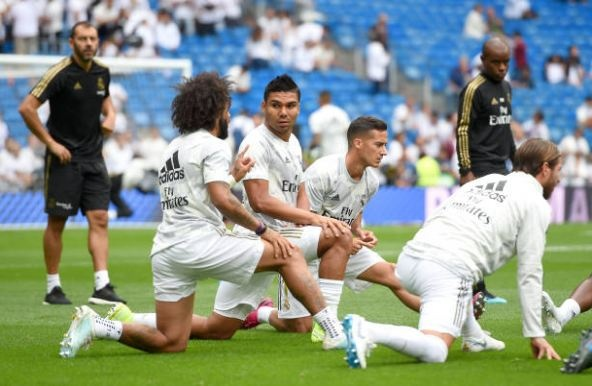 truc tiep Real Madrid vs Levante anh 13