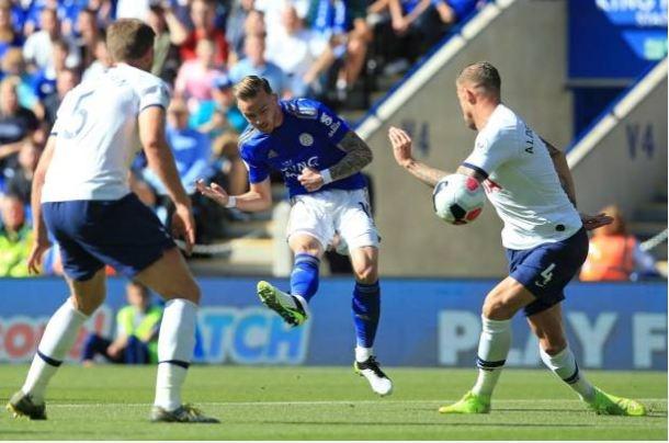 truc tiep Leicester vs Tottenham anh 21
