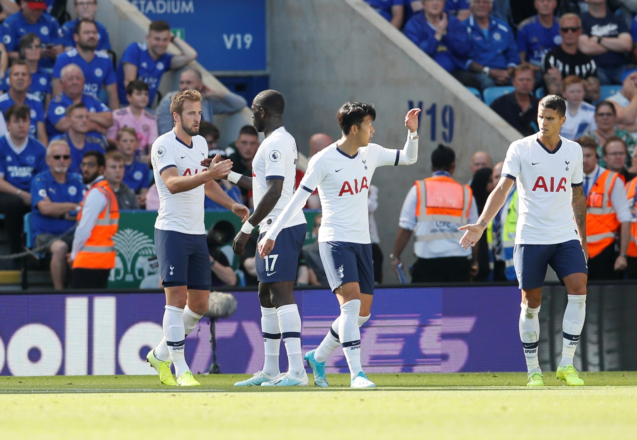 truc tiep Leicester vs Tottenham anh 31