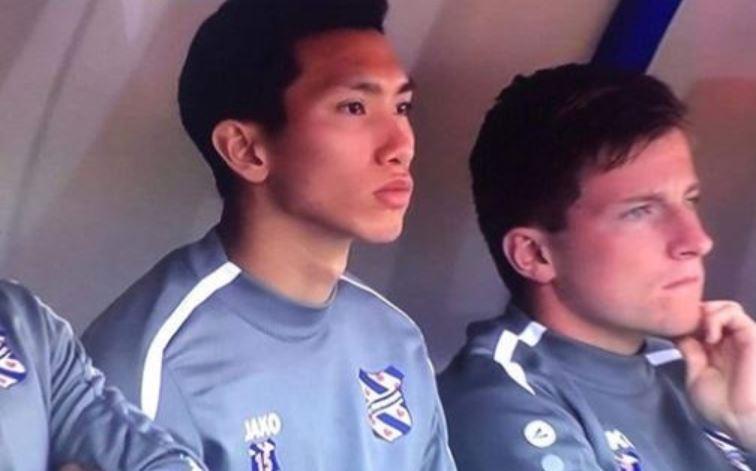 truc tiep Van Hau ra san cho Heerenveen anh 5