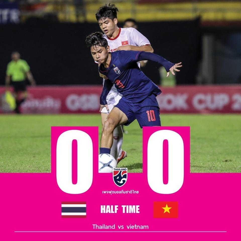 U19 Viet Nam vs U19 Thai Lan anh 3