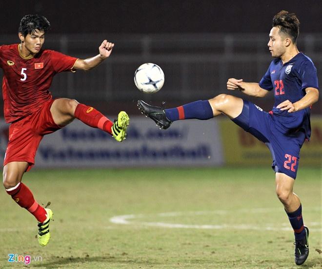 U19 Viet Nam vs U19 Thai Lan anh 6