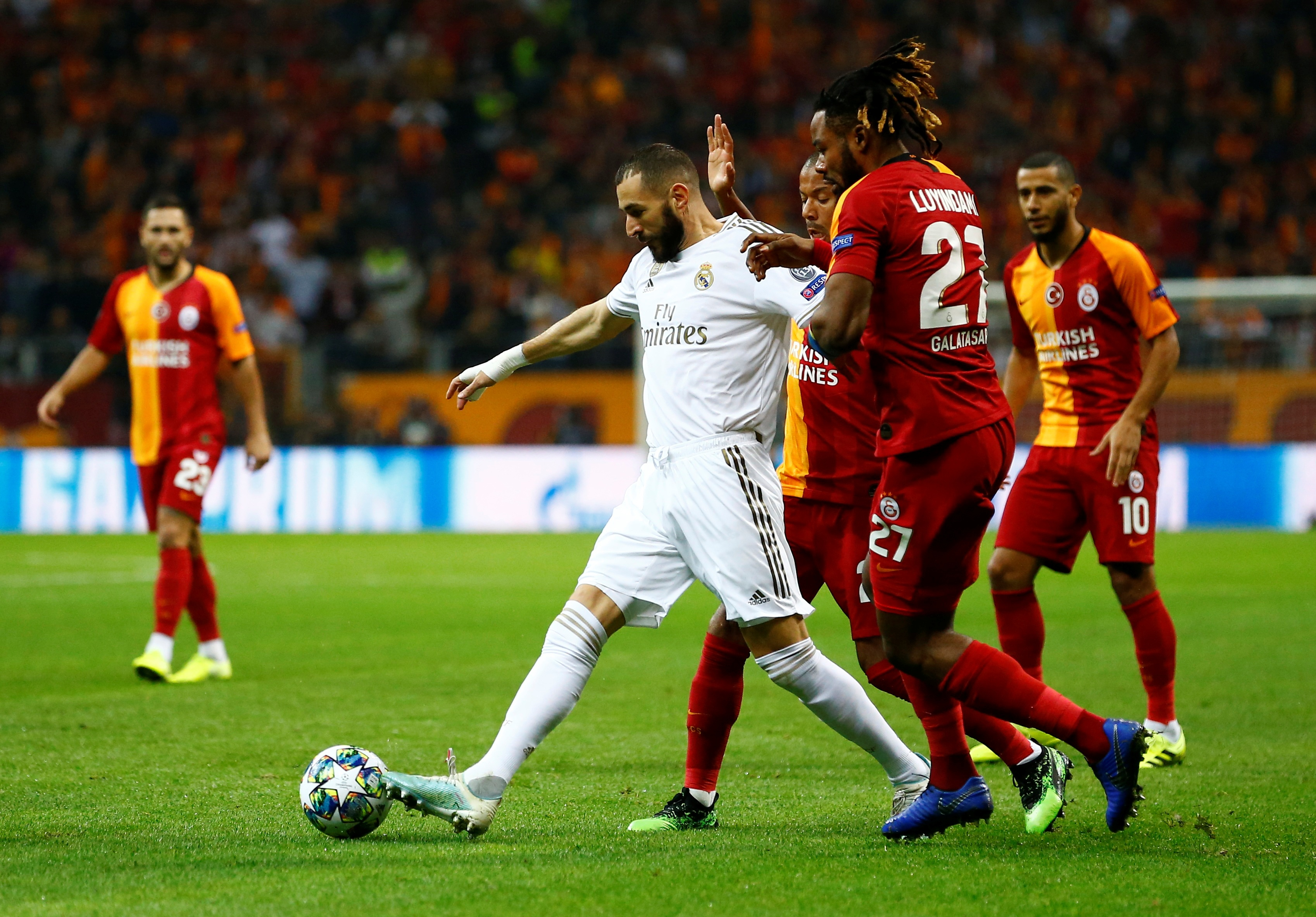 truc tiep Real Madrid va Galatasaray anh 11