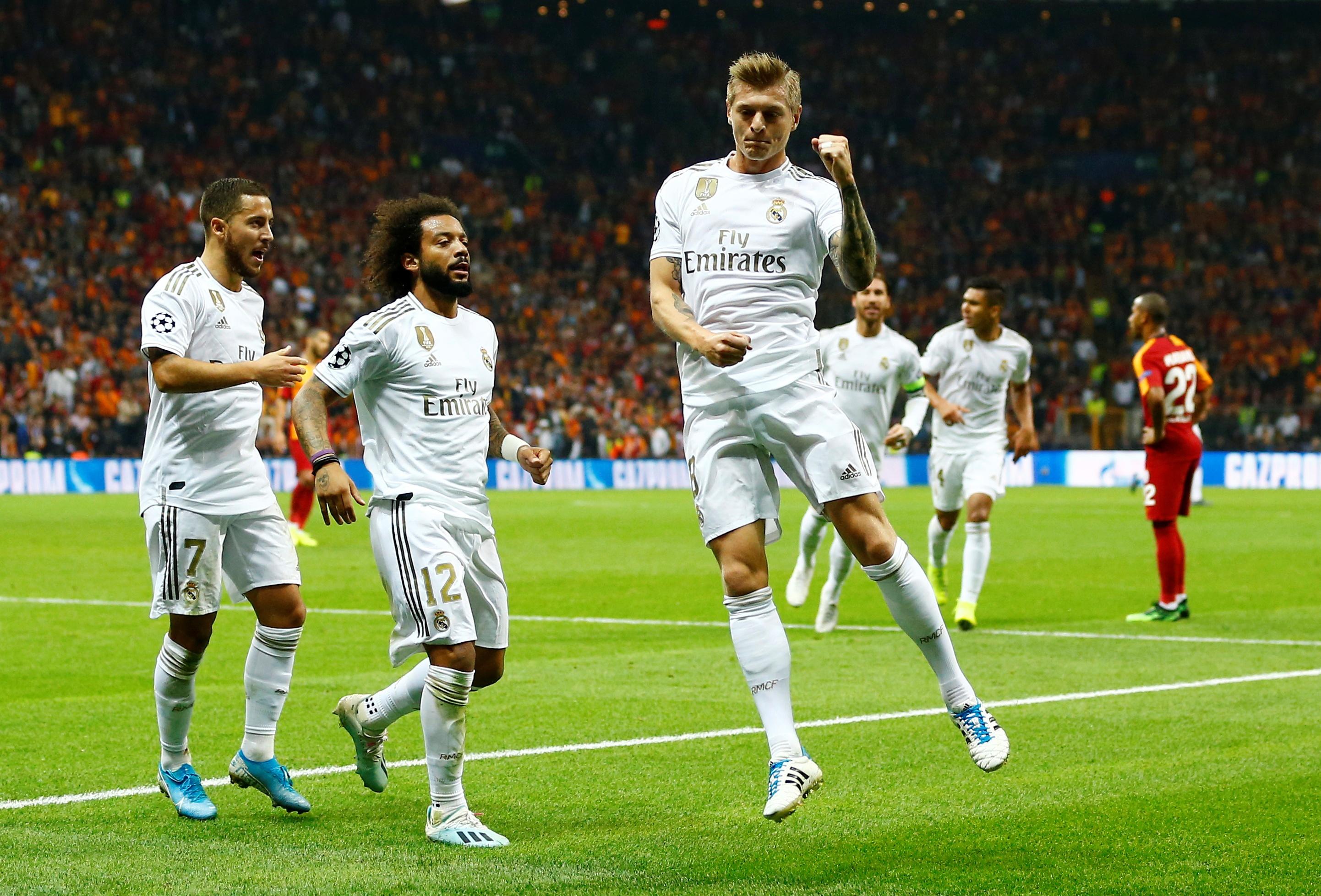truc tiep Real Madrid va Galatasaray anh 13