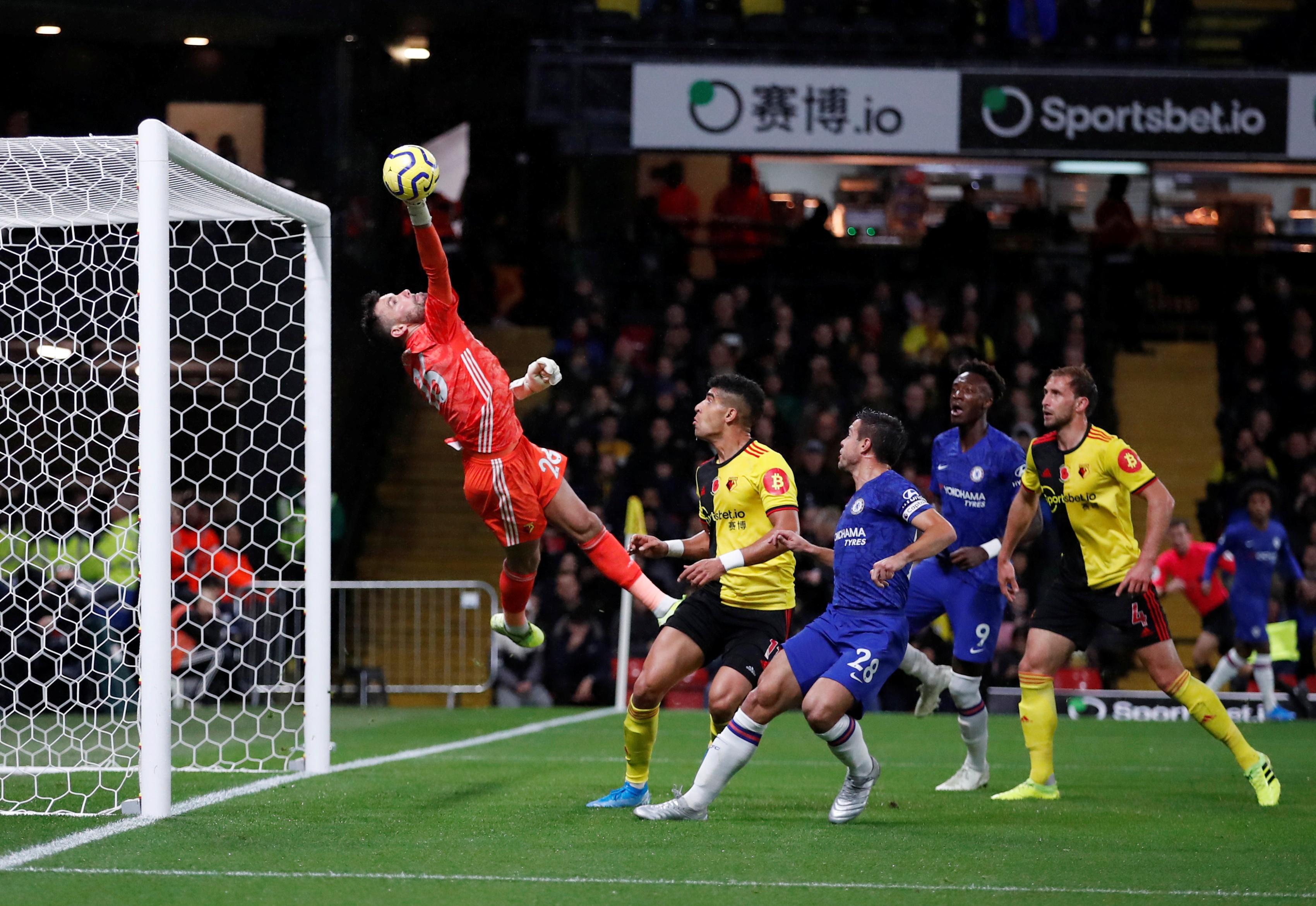 truc tiep Watford vs Chelsea anh 8