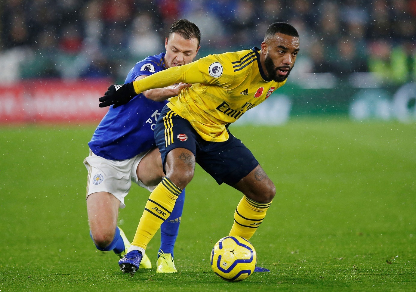 truc tiep Leicester vs Arsenal anh 12