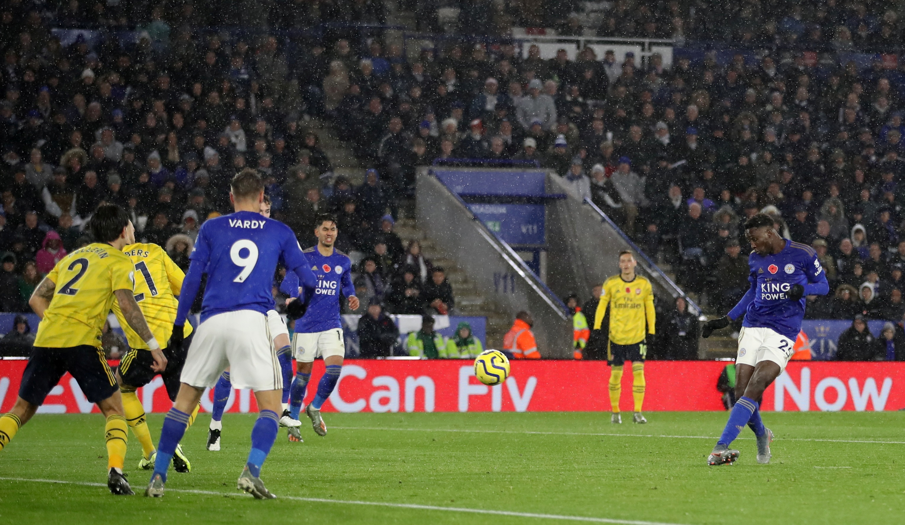 truc tiep Leicester vs Arsenal anh 19