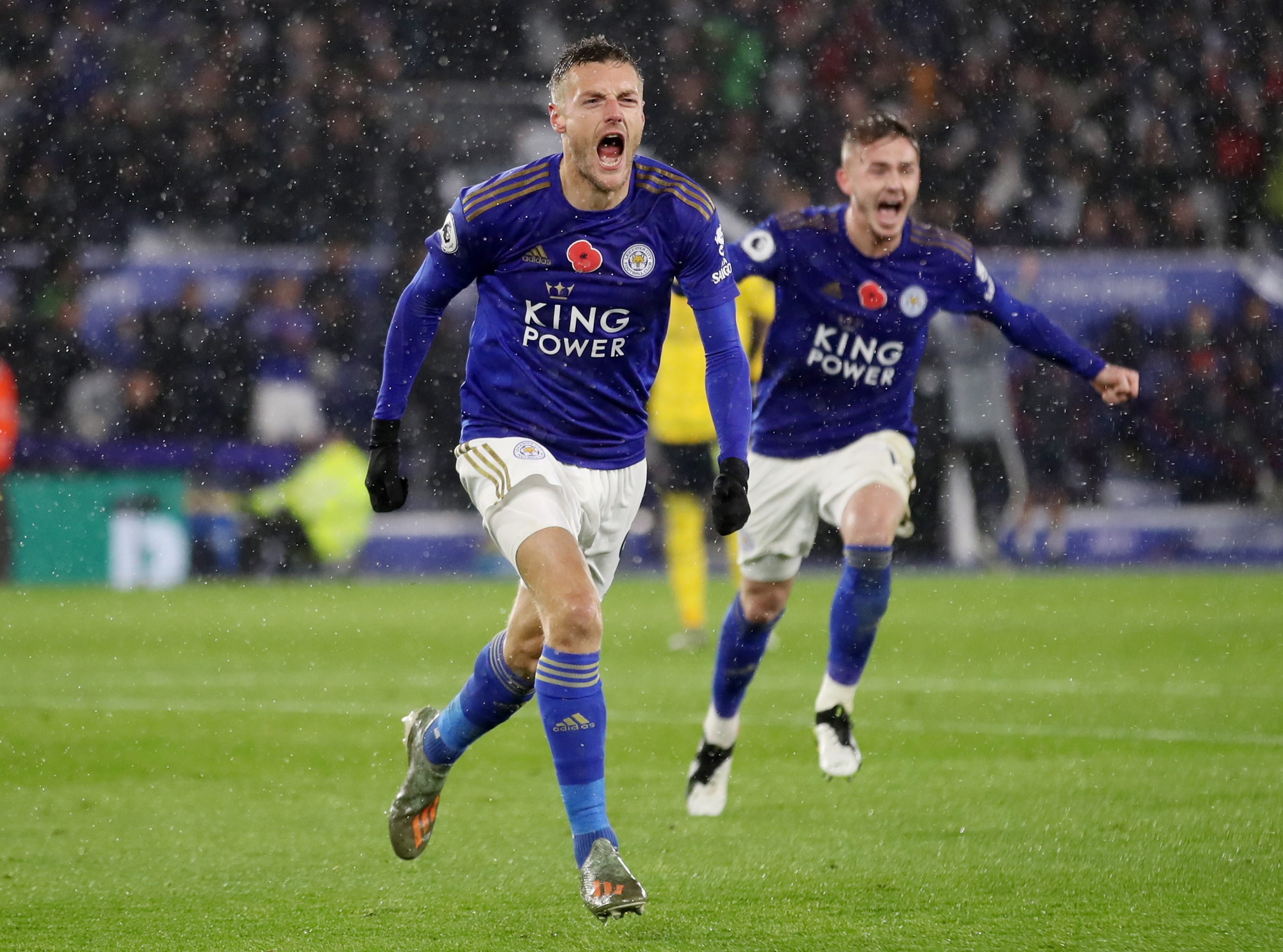 truc tiep Leicester vs Arsenal anh 23