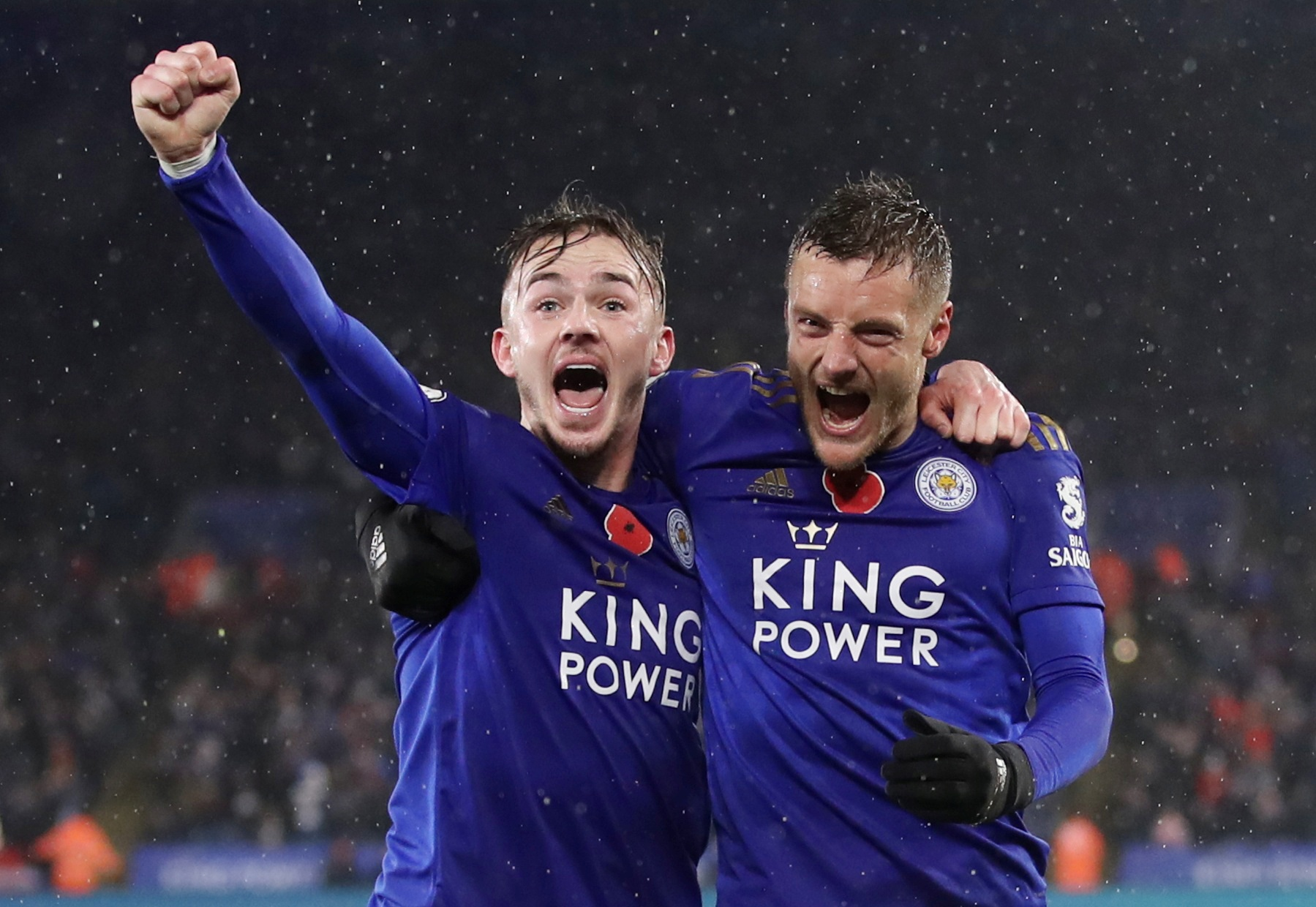 truc tiep Leicester vs Arsenal anh 25