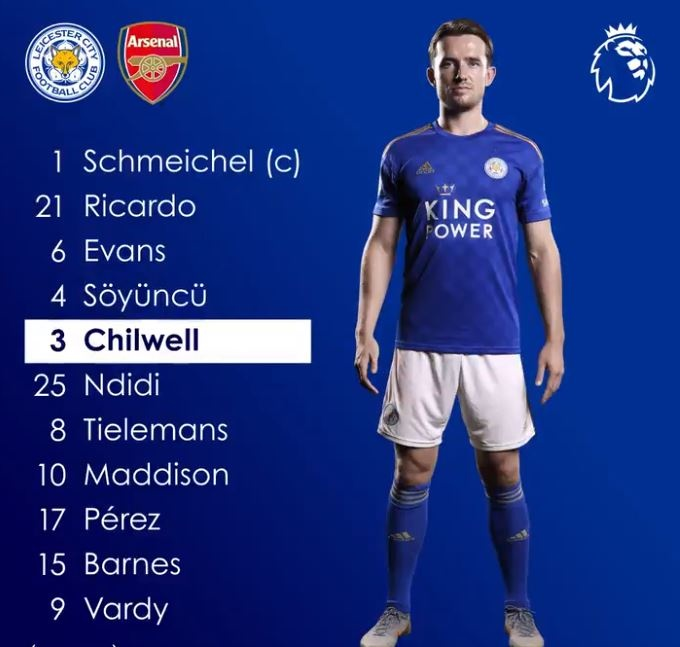 truc tiep Leicester vs Arsenal anh 6