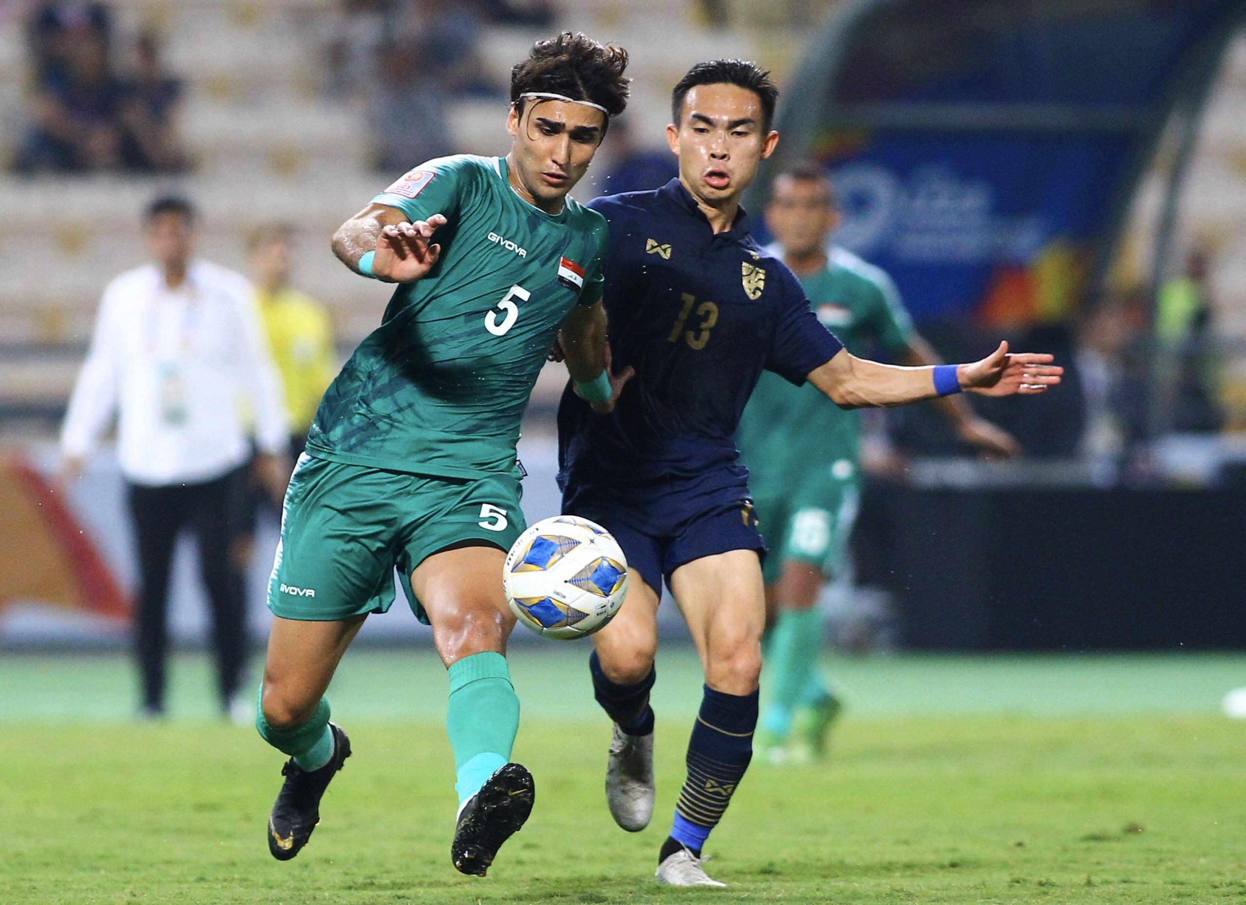 truc tiep U23 Thai Lan vs Iraq anh 27