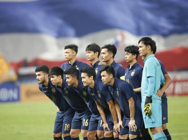 truc tiep U23 Thai Lan vs Iraq anh 7