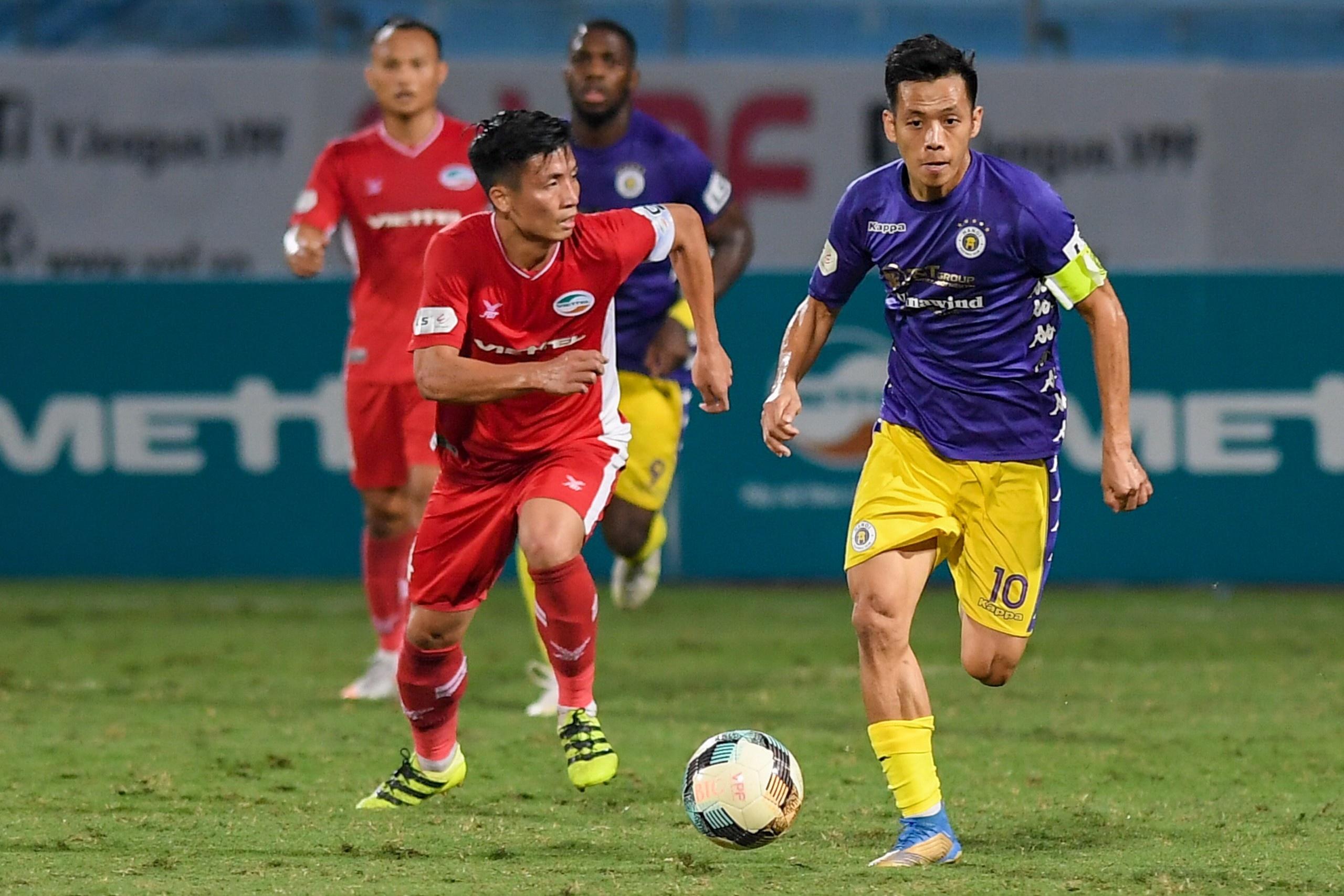 CLB Ha Noi vs Viettel anh 11