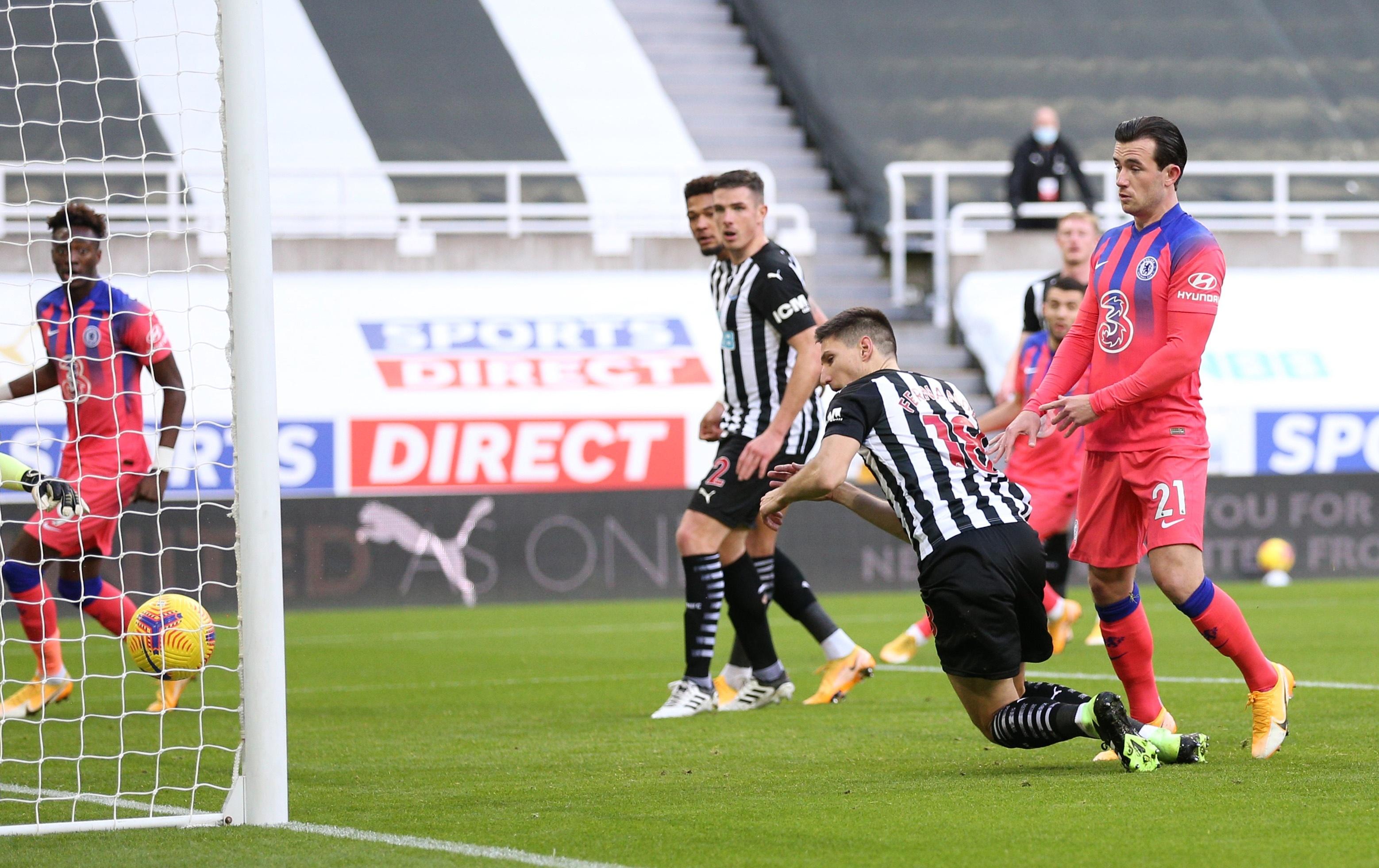 Newcastle vs Chelsea anh 10