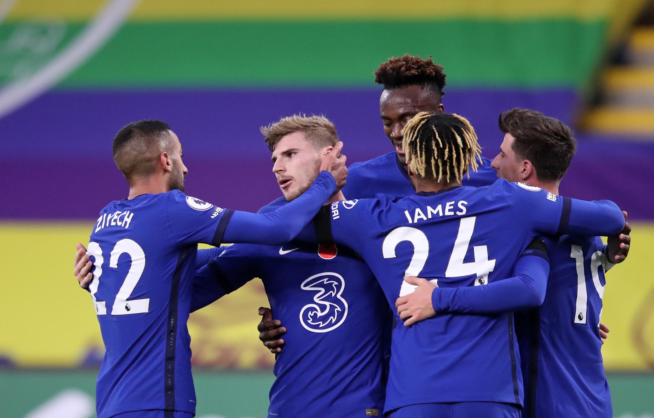 Chelsea vs Tottenham anh 5