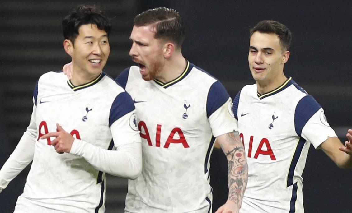 Tottenham dau Arsenal anh 5
