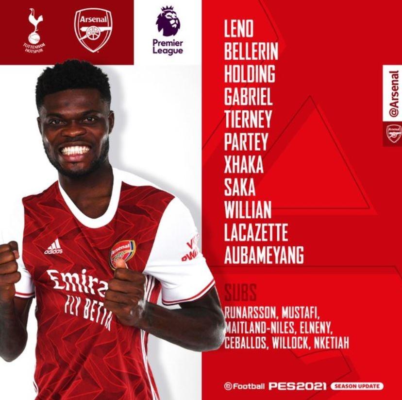Tottenham dau Arsenal anh 9