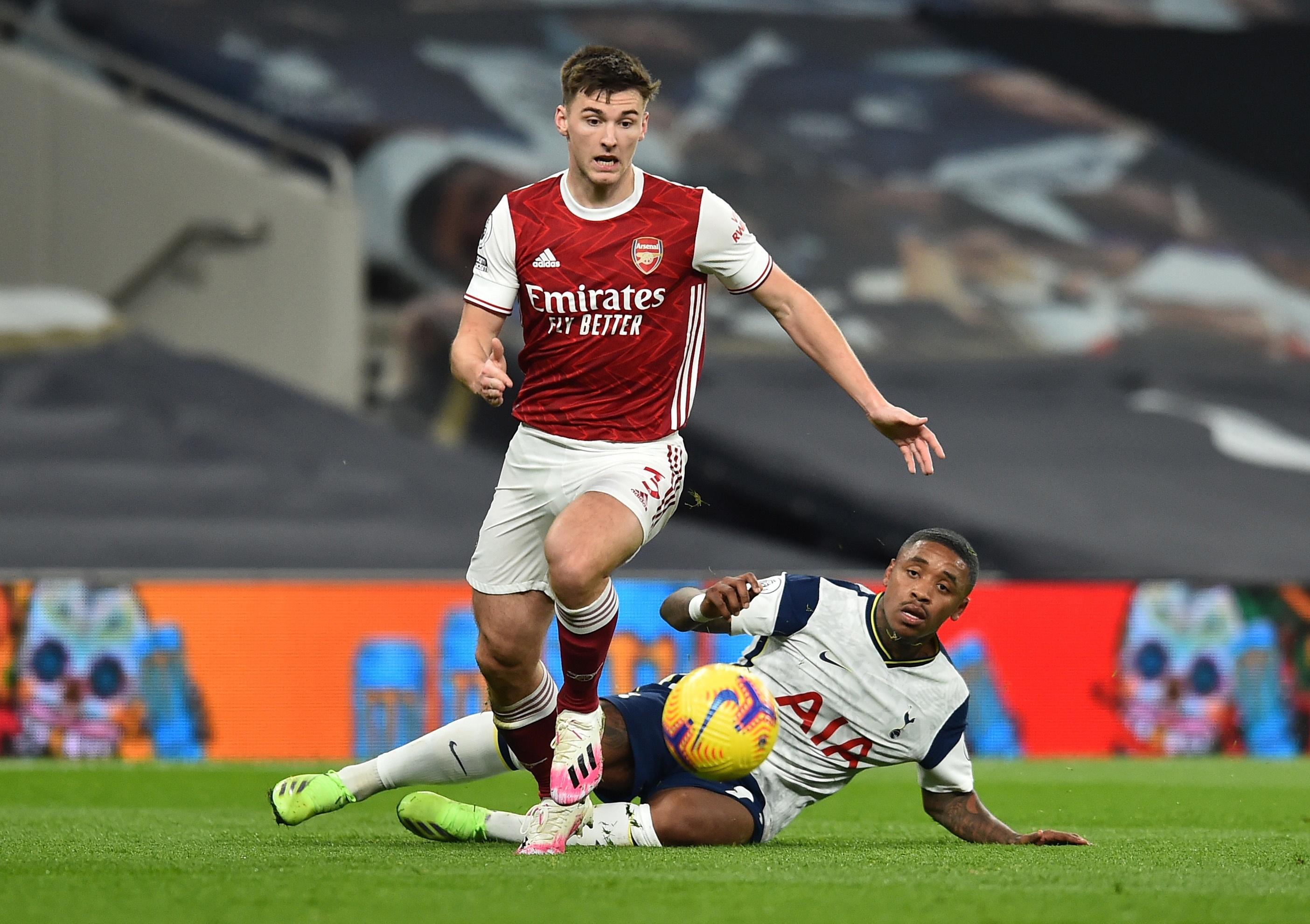 Tottenham dau Arsenal anh 2