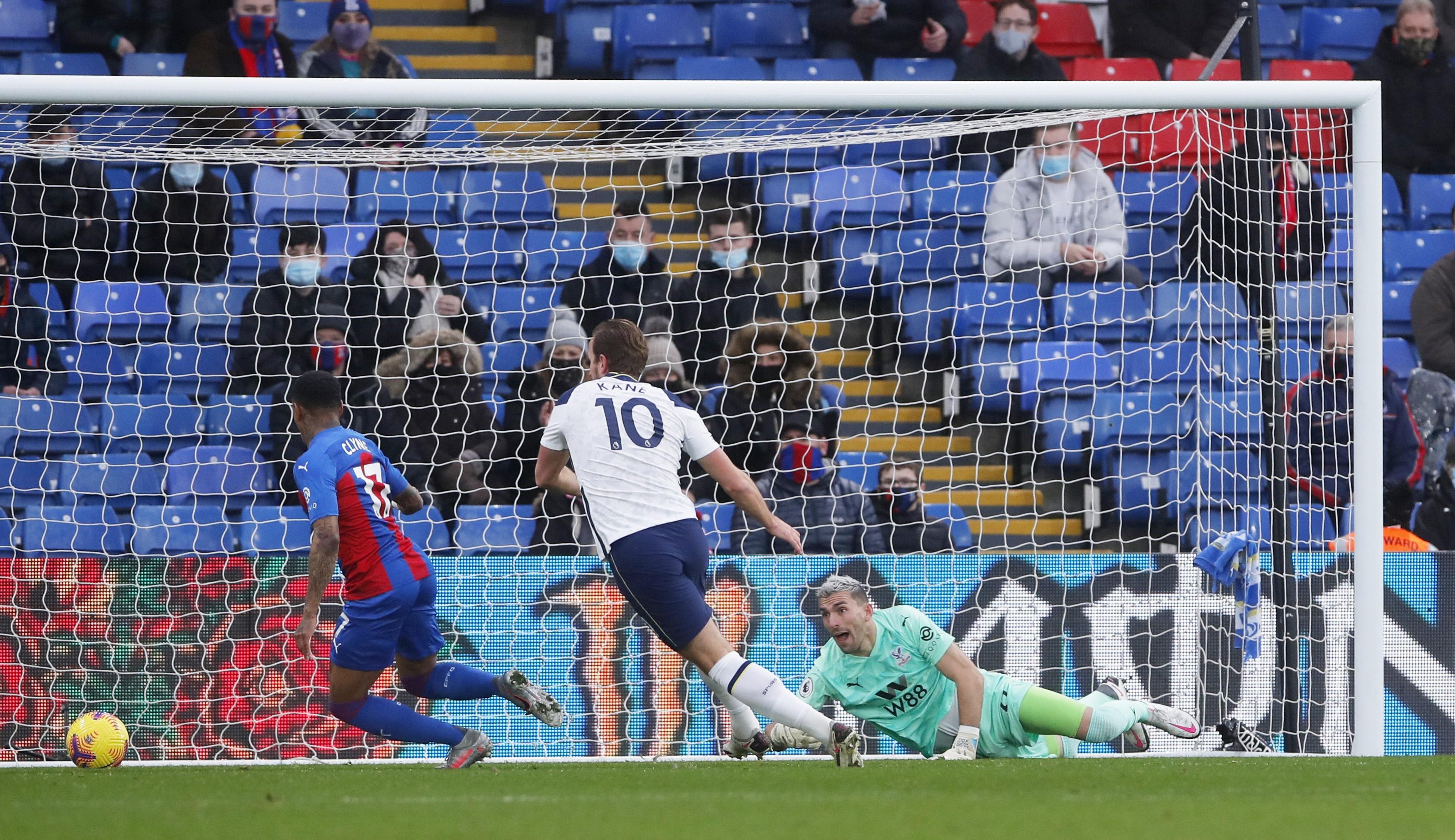 Crystal Palace vs Tottenham anh 3