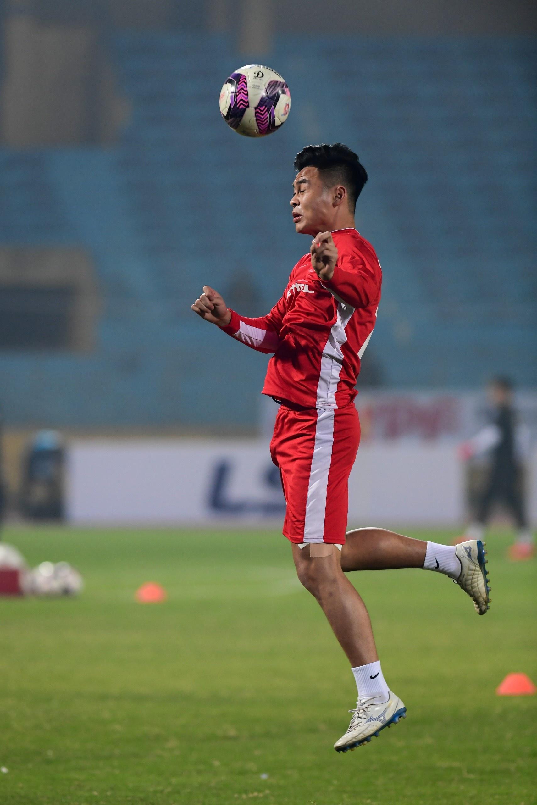 CLB Viettel vs Hai Phong anh 2