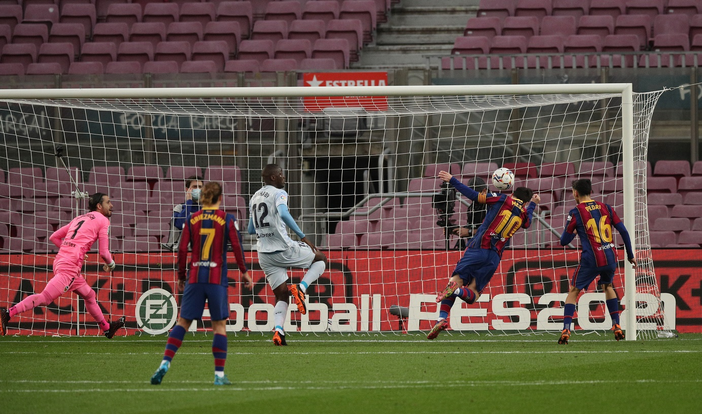 Barca vs Valencia anh 4