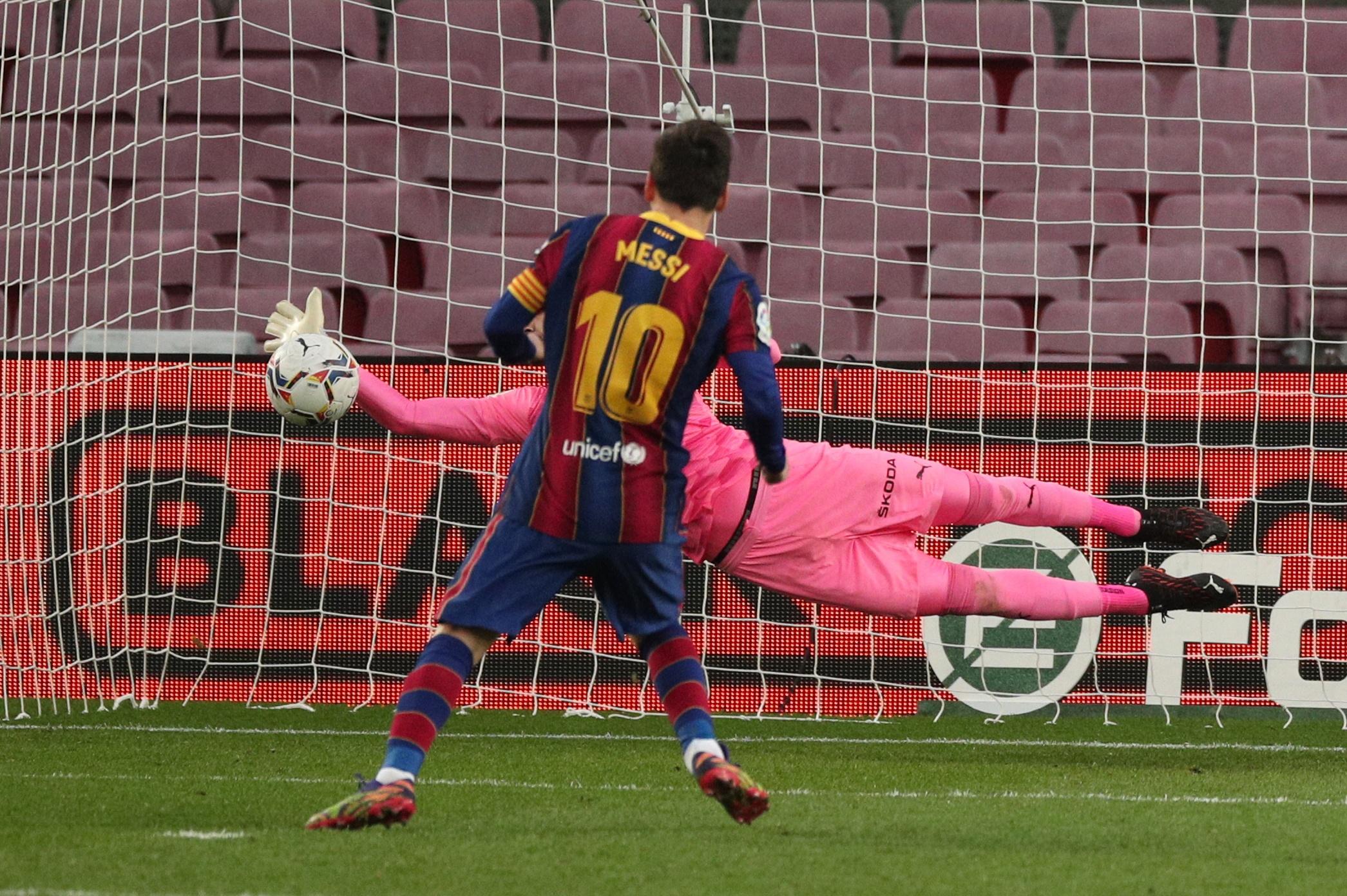 Barca vs Valencia anh 2