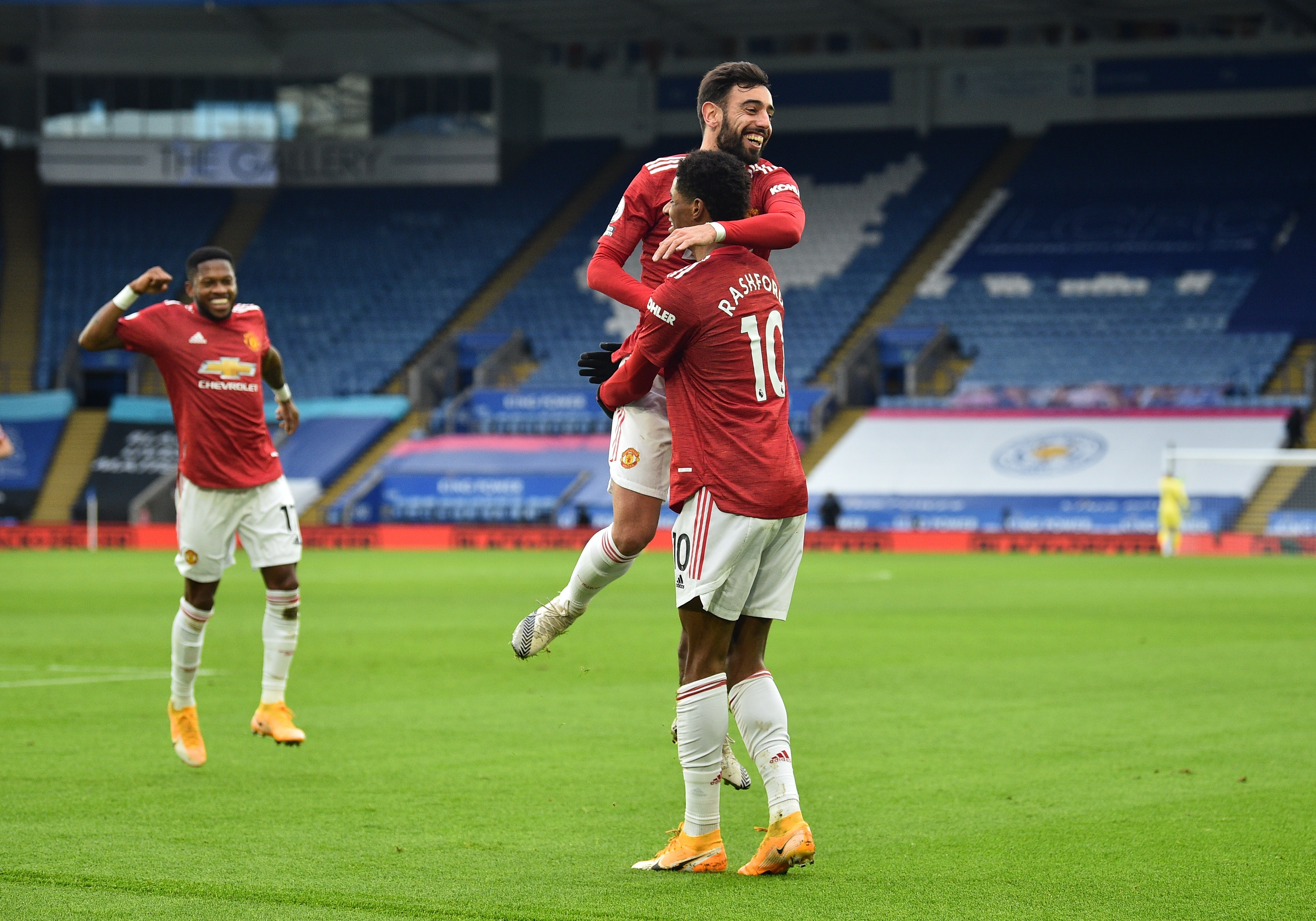 Leicester vs Man Utd anh 2