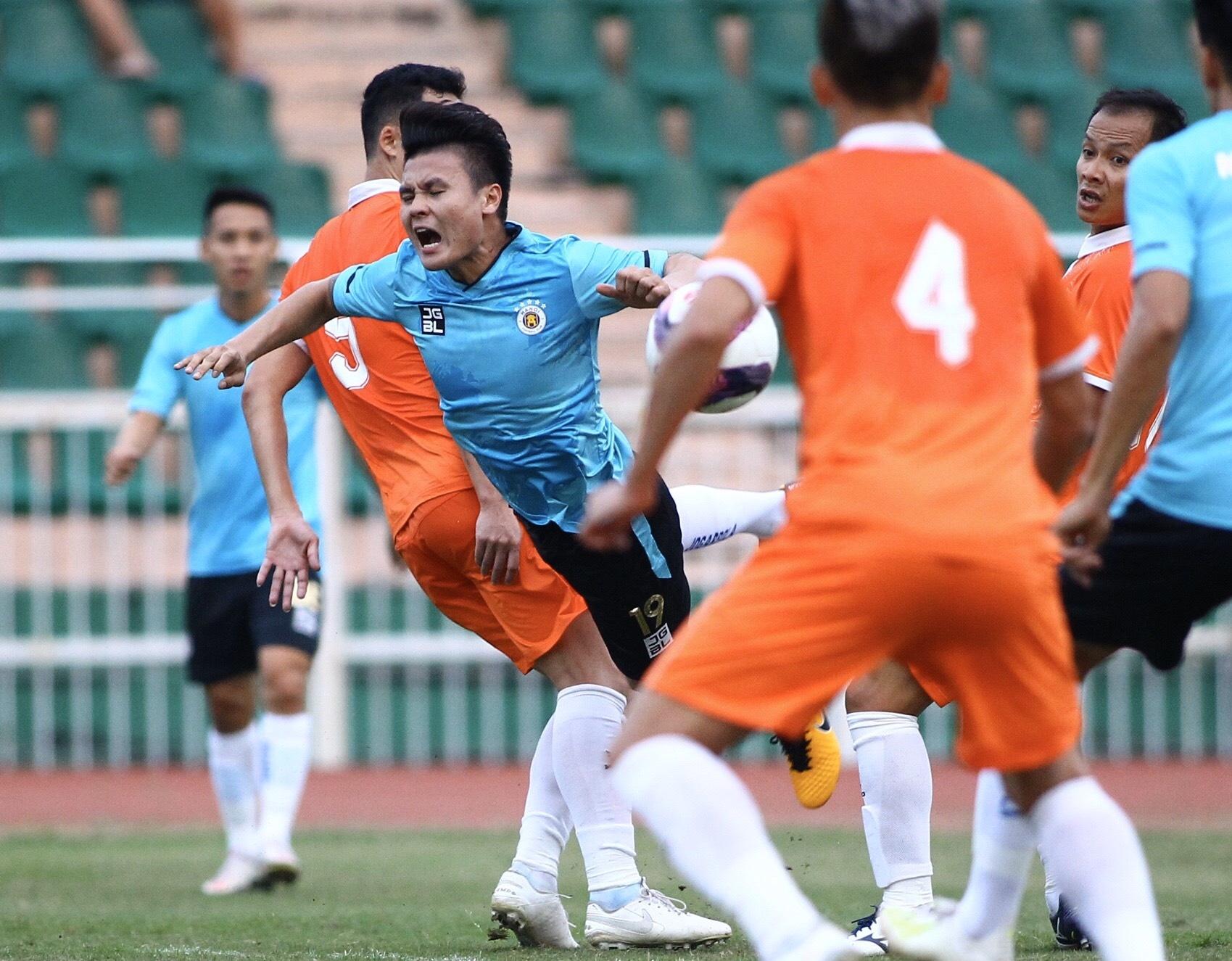 CLB Ha Noi vs Binh Dinh anh 2