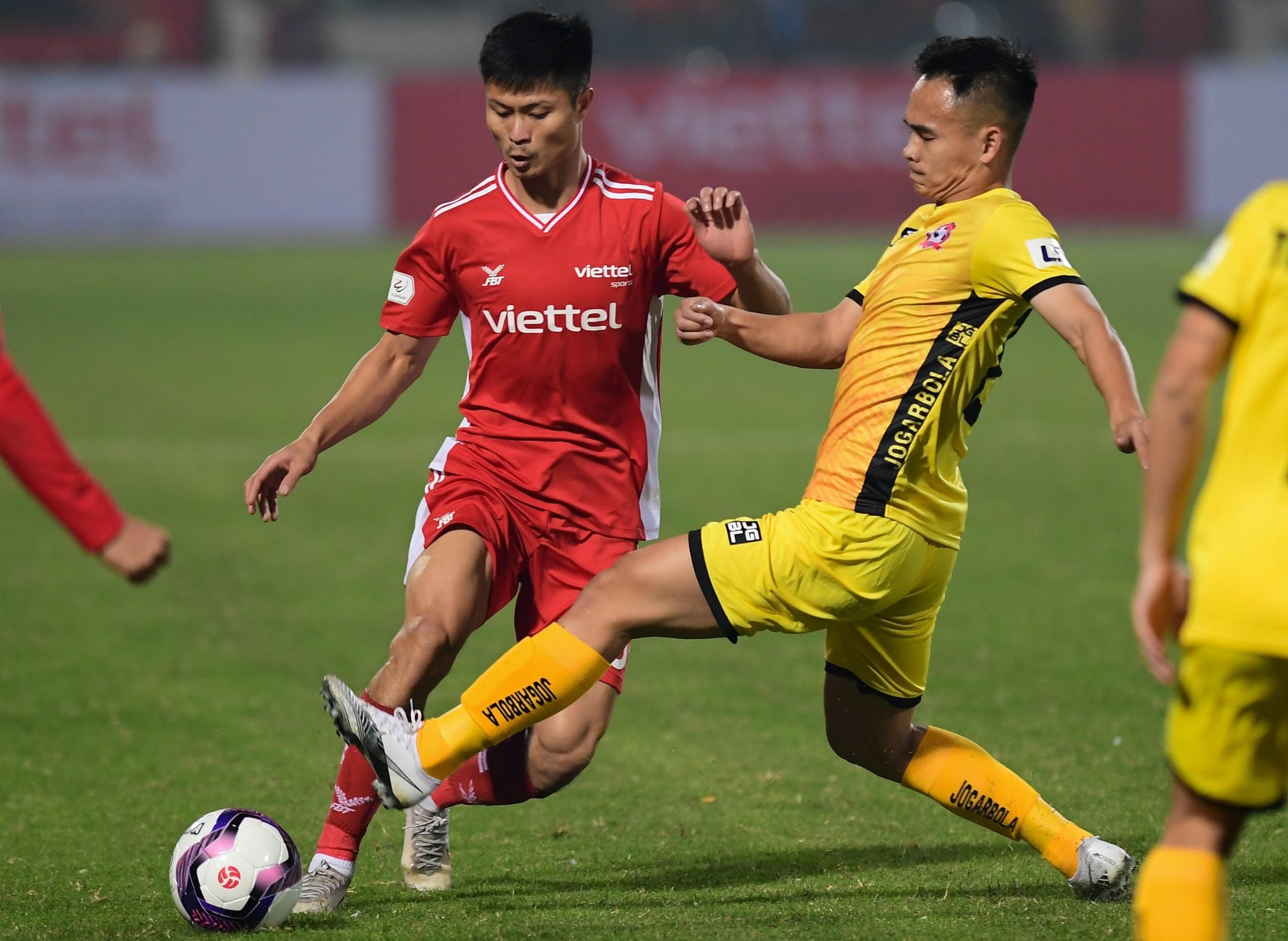 CLB Viettel vs Hai Phong anh 6