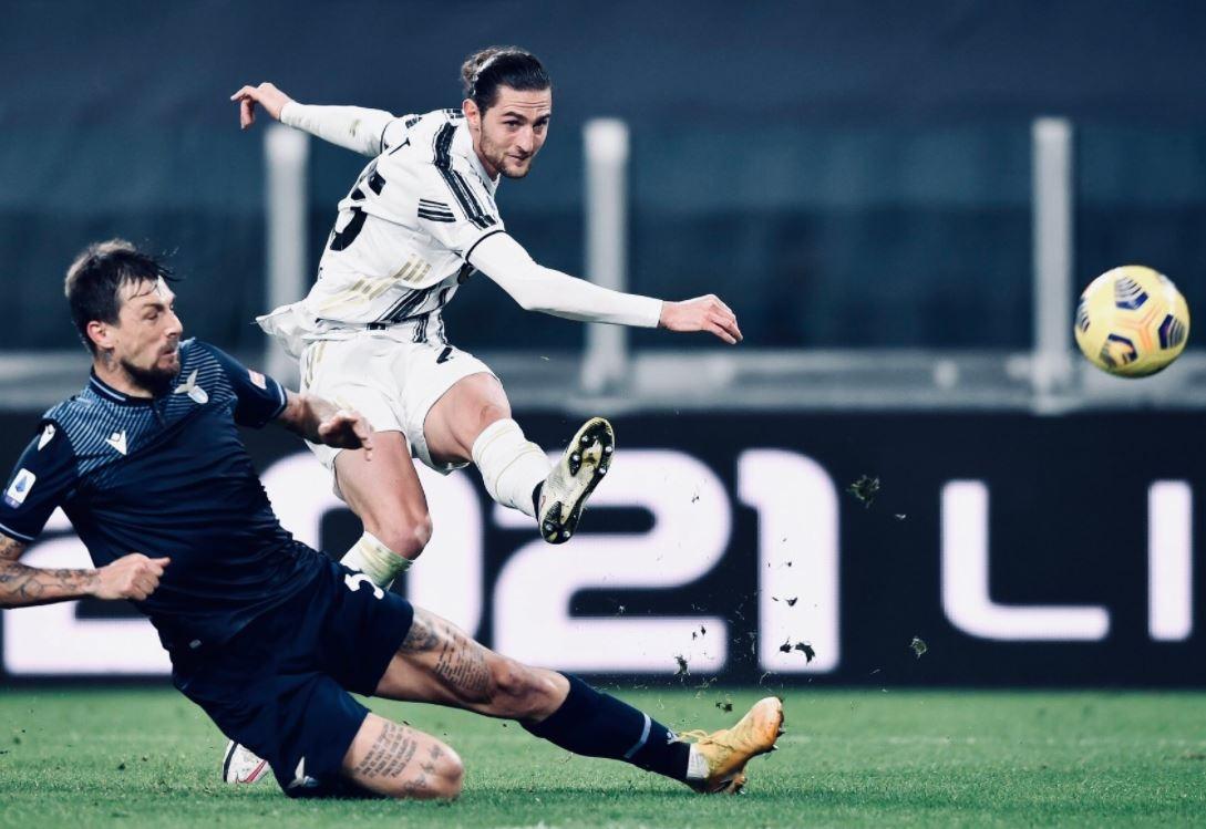 Juventus dau Lazio anh 2