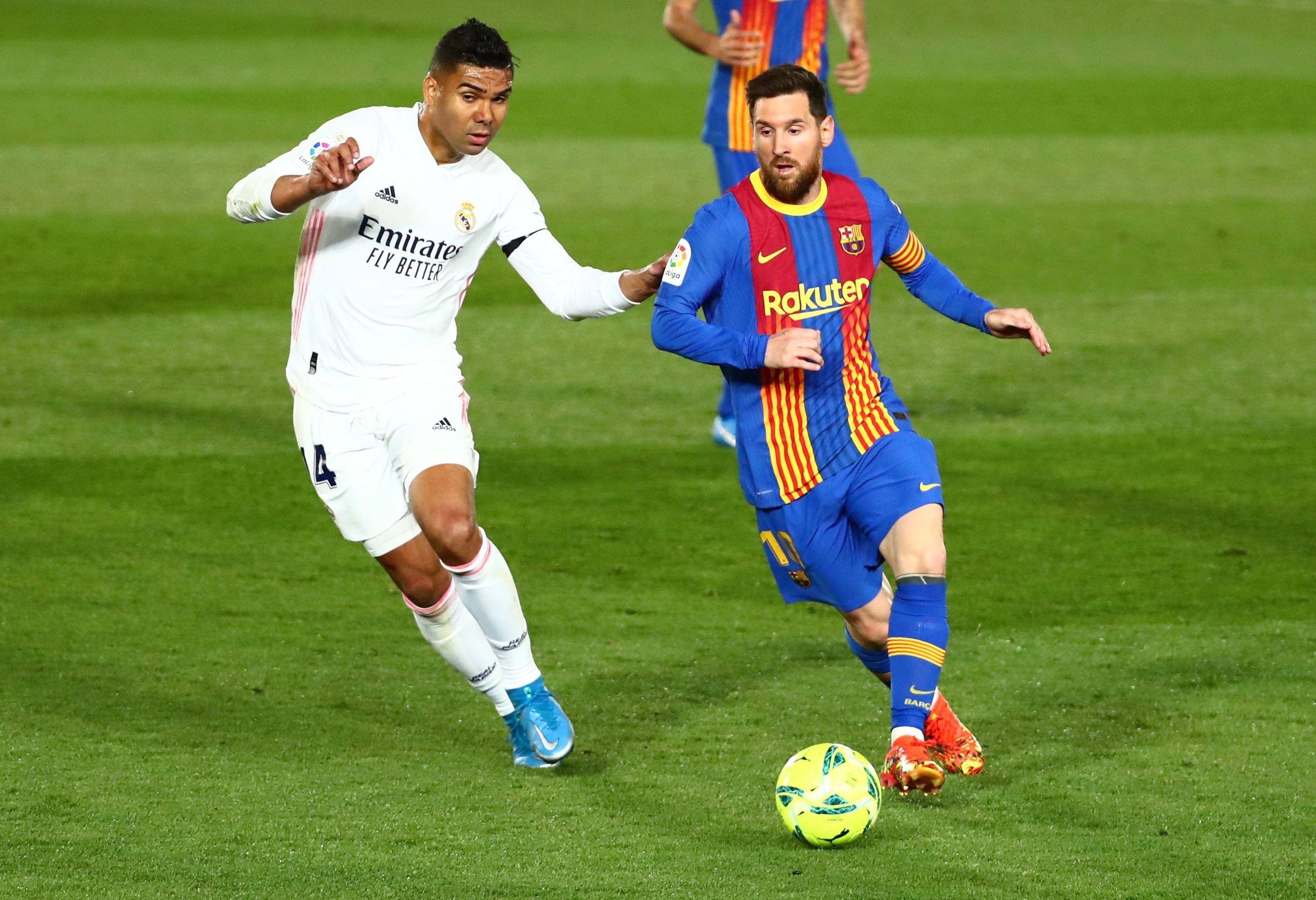 Real Madrid dau Barcelona anh 3