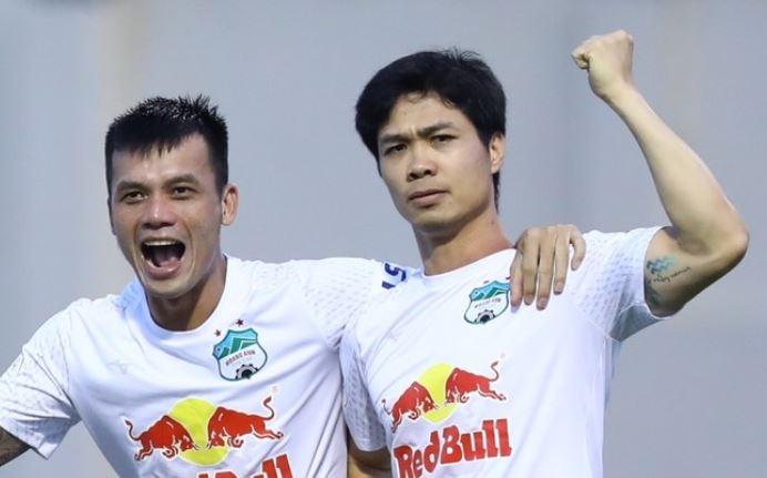CLB Thanh Hoa 1-2 HAGL: Cong Phuong ghi ban hinh anh