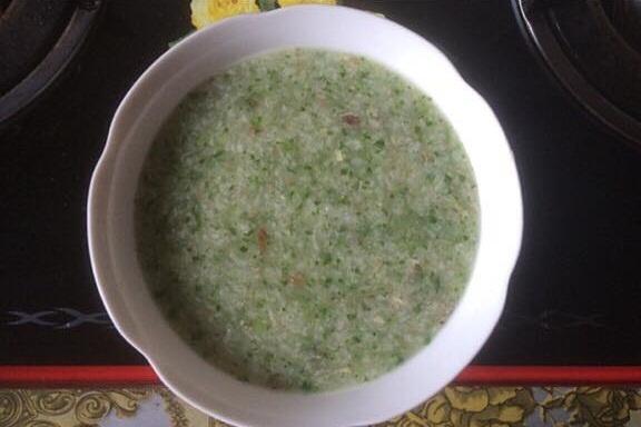 Món ngon cho bé: Cháo lươn rau cải – Mẹ và Bé – monmientrung.com