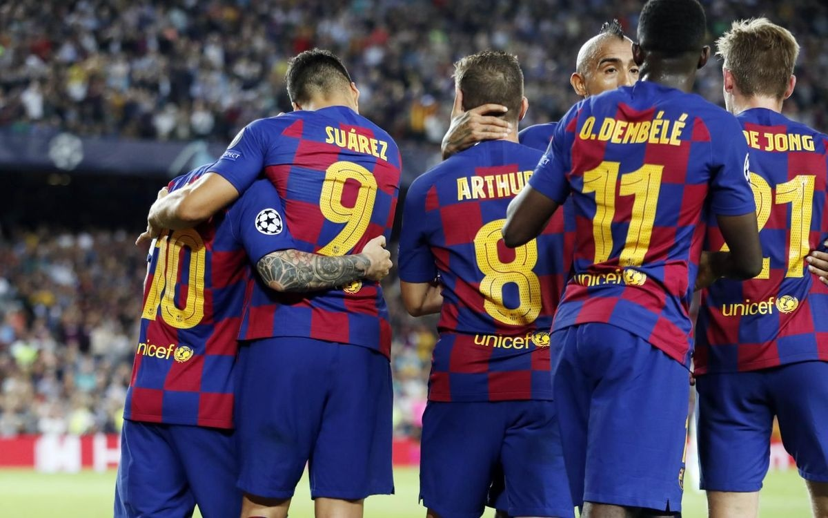 Barcelona co the mat Messi anh 2
