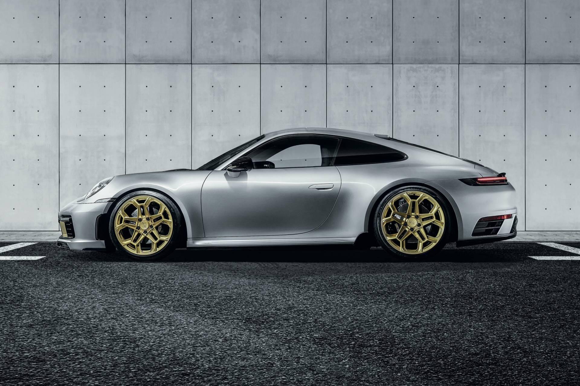 Porsche 911 2020 lot xac voi goi do thu cong hinh anh 7