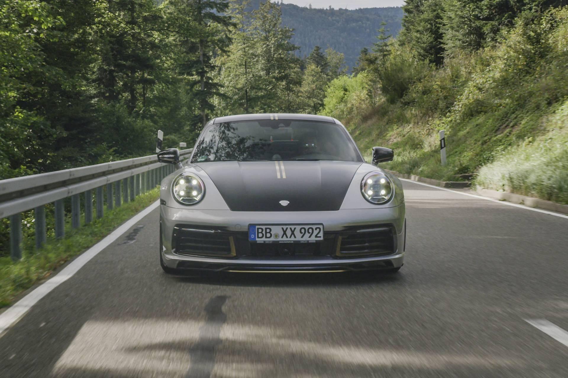 Chi tiet Porsche 911 2020 lot xac man nhan voi goi do thu cong hinh anh 50