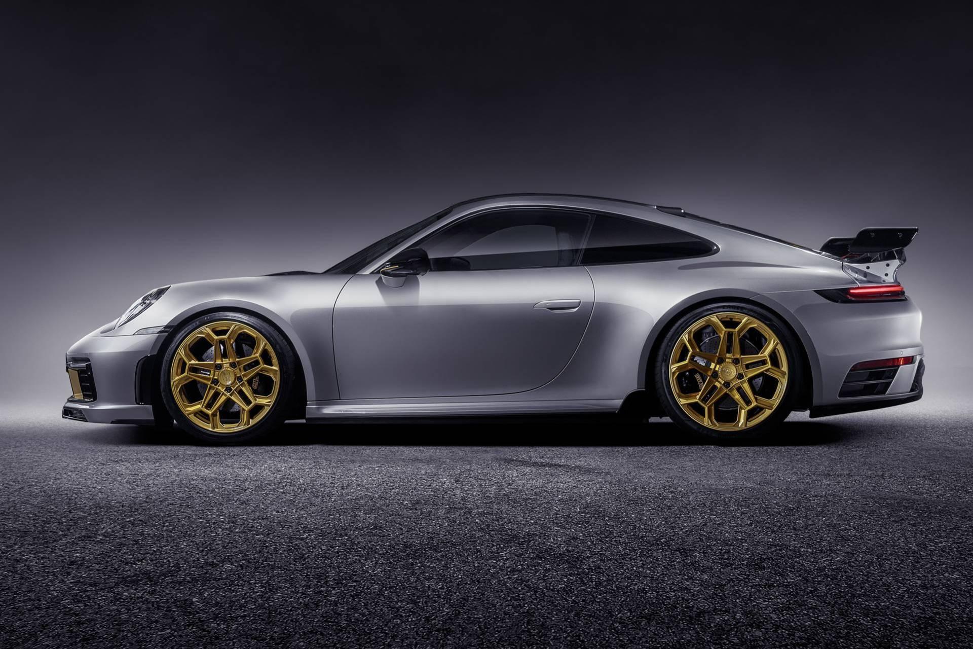 Porsche 911 2020 lot xac voi goi do thu cong hinh anh 8
