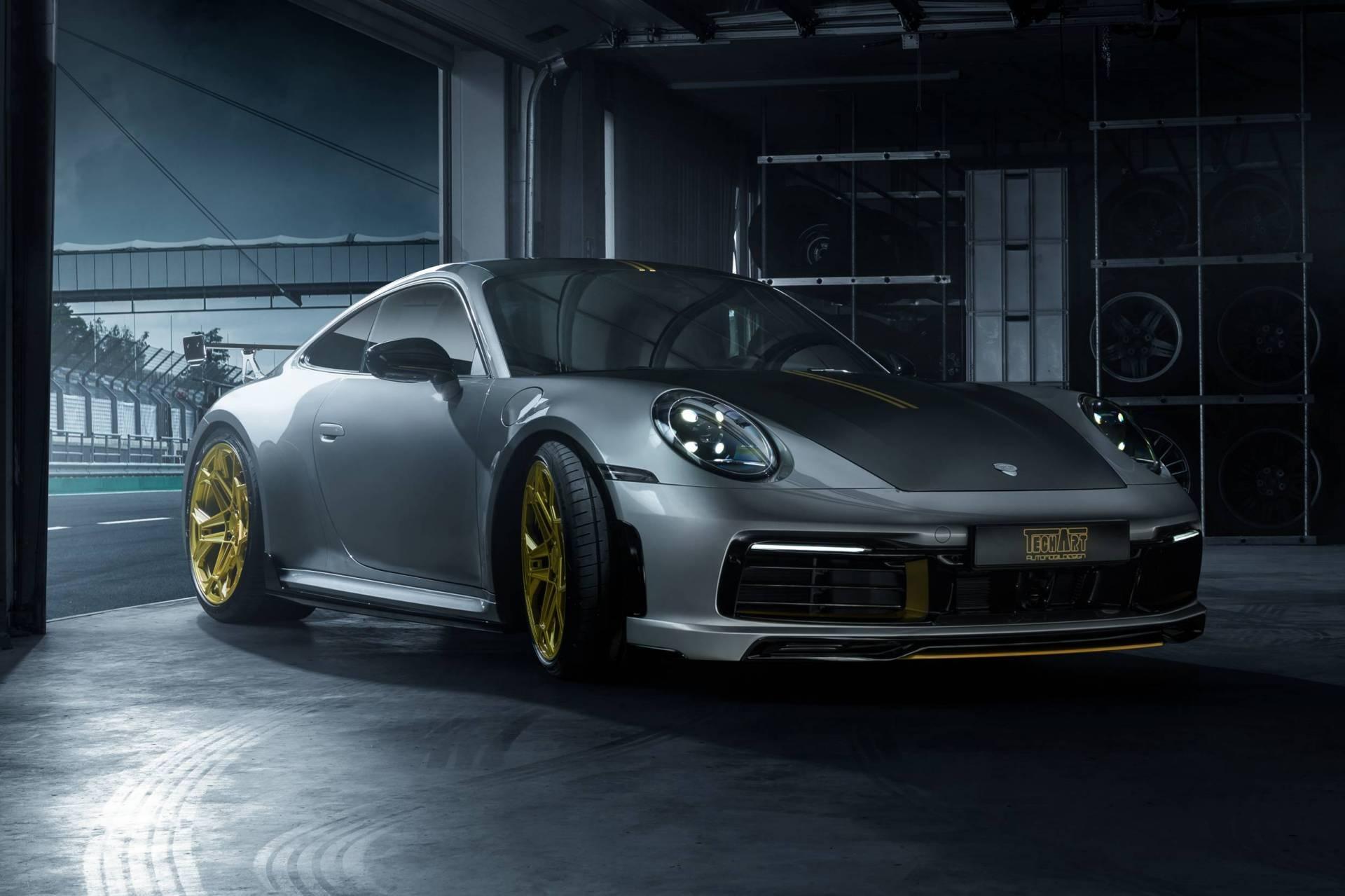 Porsche 911 2020 lot xac voi goi do thu cong hinh anh 4
