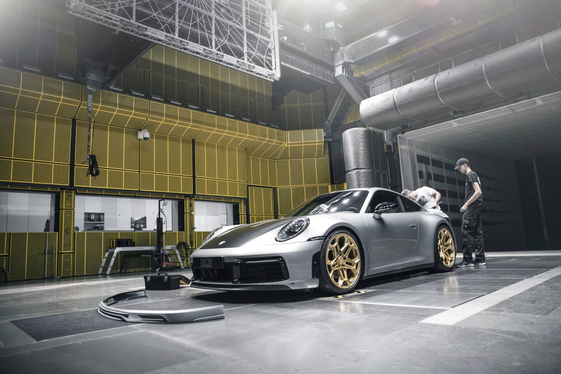 Chi tiet Porsche 911 2020 lot xac man nhan voi goi do thu cong hinh anh 33