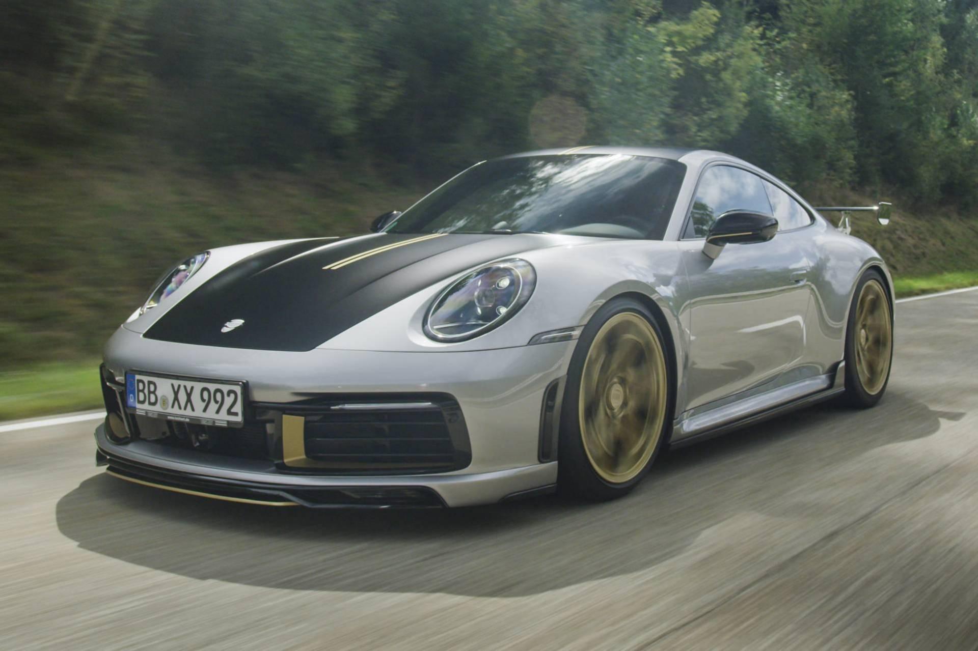 Chi tiet Porsche 911 2020 lot xac man nhan voi goi do thu cong hinh anh 52