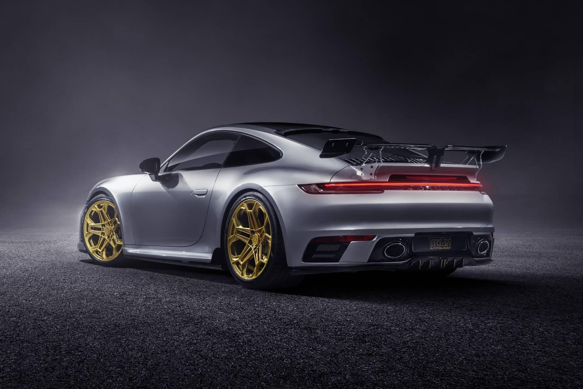 Porsche 911 2020 lot xac voi goi do thu cong hinh anh 9