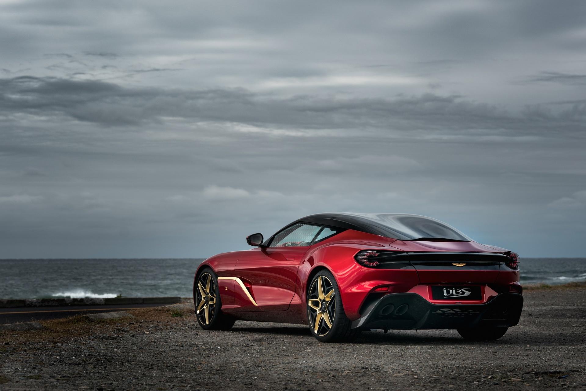 Aston Martin ra mat sieu xe dat vang gia trieu USD hinh anh 2