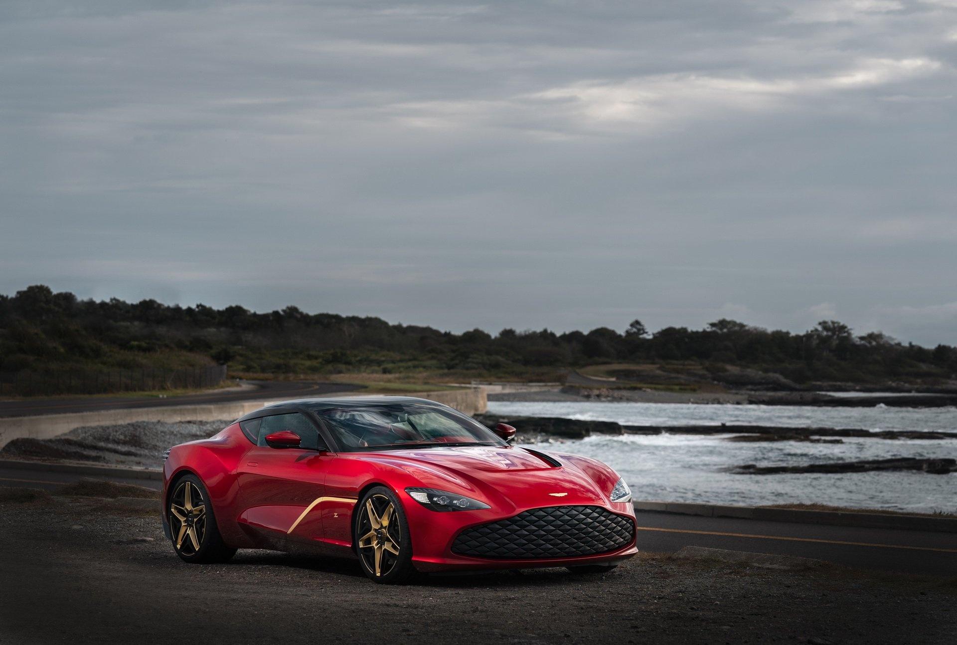 Aston Martin ra mat sieu xe dat vang gia trieu USD hinh anh 3