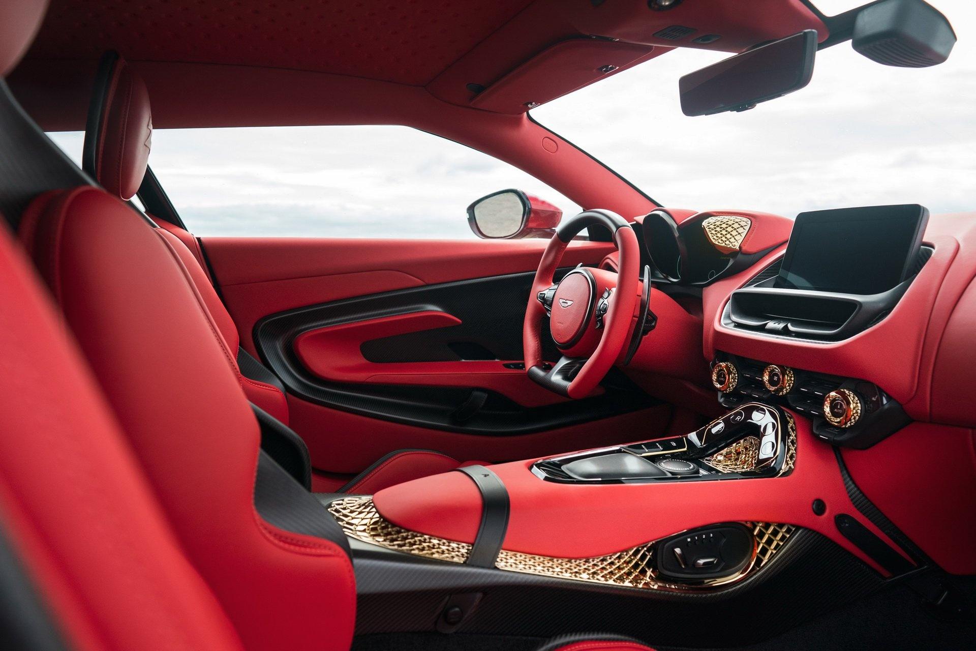 Aston Martin ra mat sieu xe dat vang gia trieu USD hinh anh 16