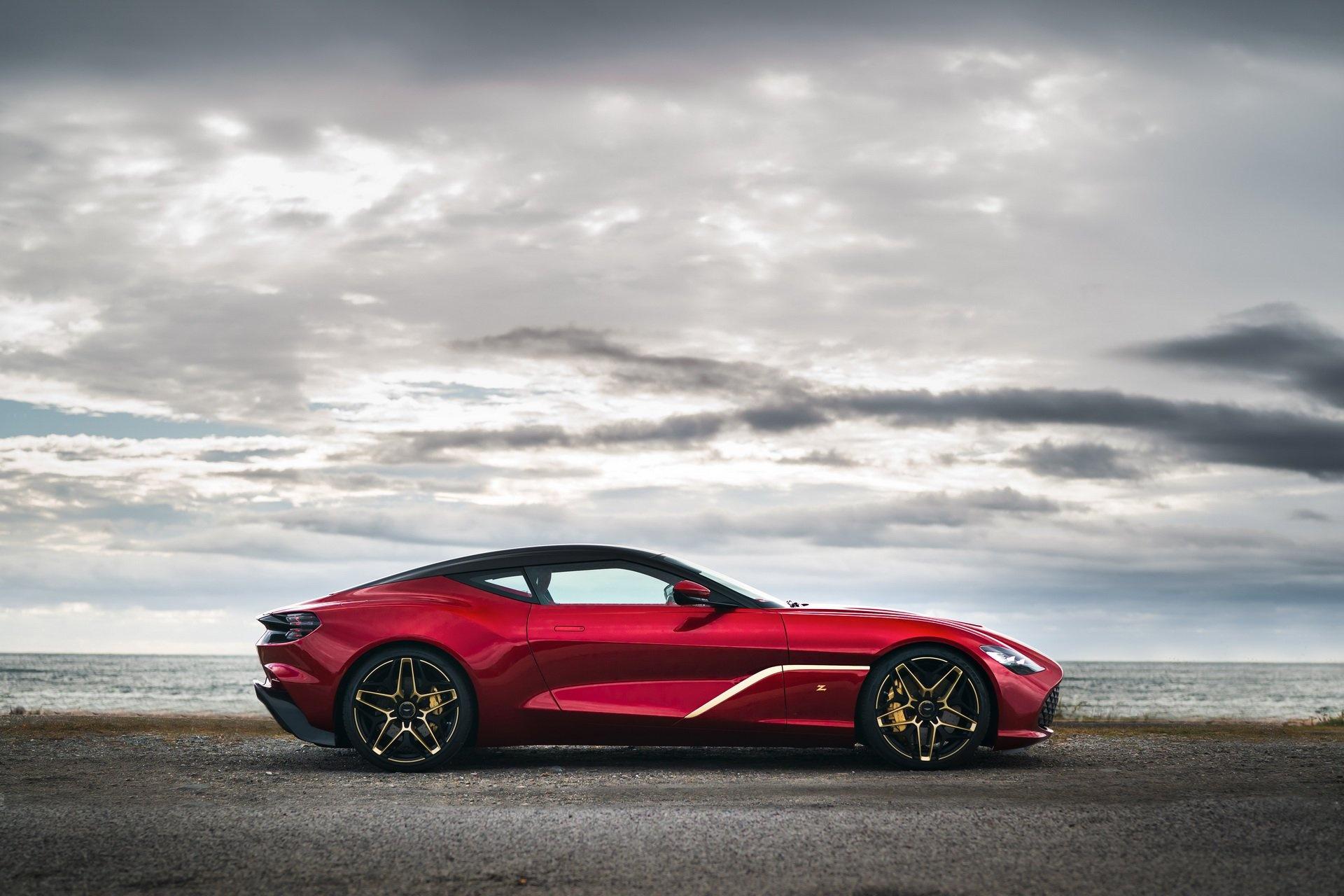 Aston Martin ra mat sieu xe dat vang gia trieu USD hinh anh 6