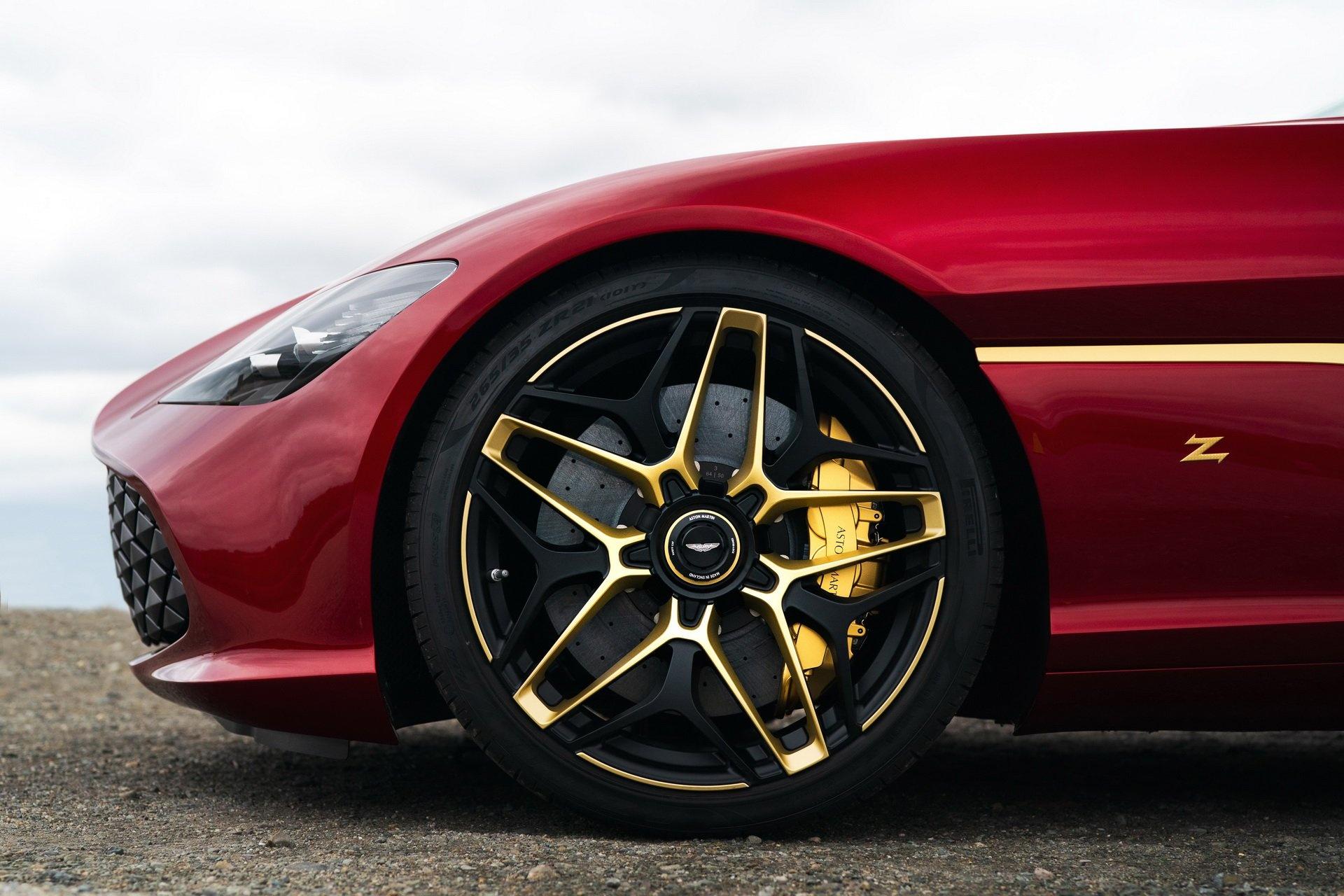 Aston Martin ra mat sieu xe dat vang gia trieu USD hinh anh 8