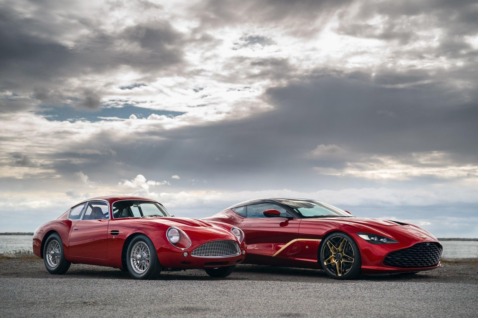 Aston Martin ra mat sieu xe dat vang gia trieu USD hinh anh 7