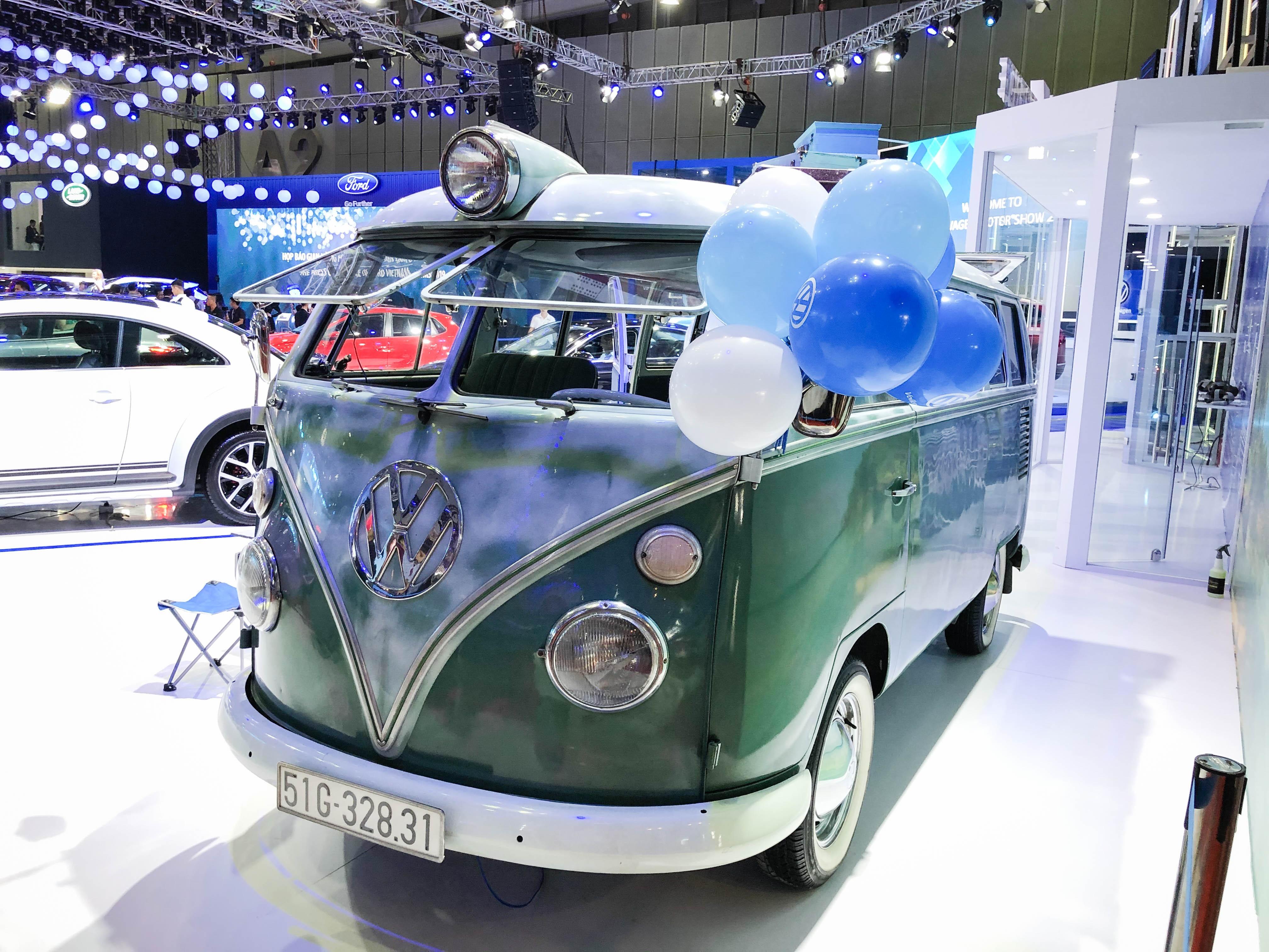 Volkswagen tai VMS 2019 - vang bong xe moi hinh anh 15